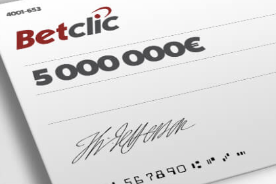 Comment gagner 5 millions chez Betclic : The Colossus Bets
