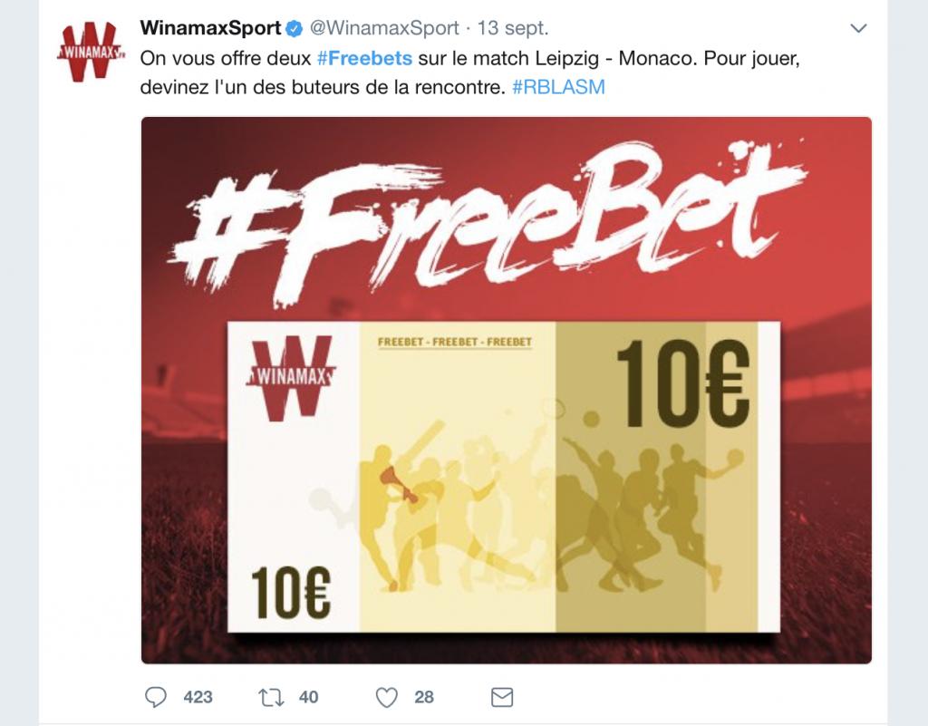 Les paris gratuits ou free bets – Astuces à connaître