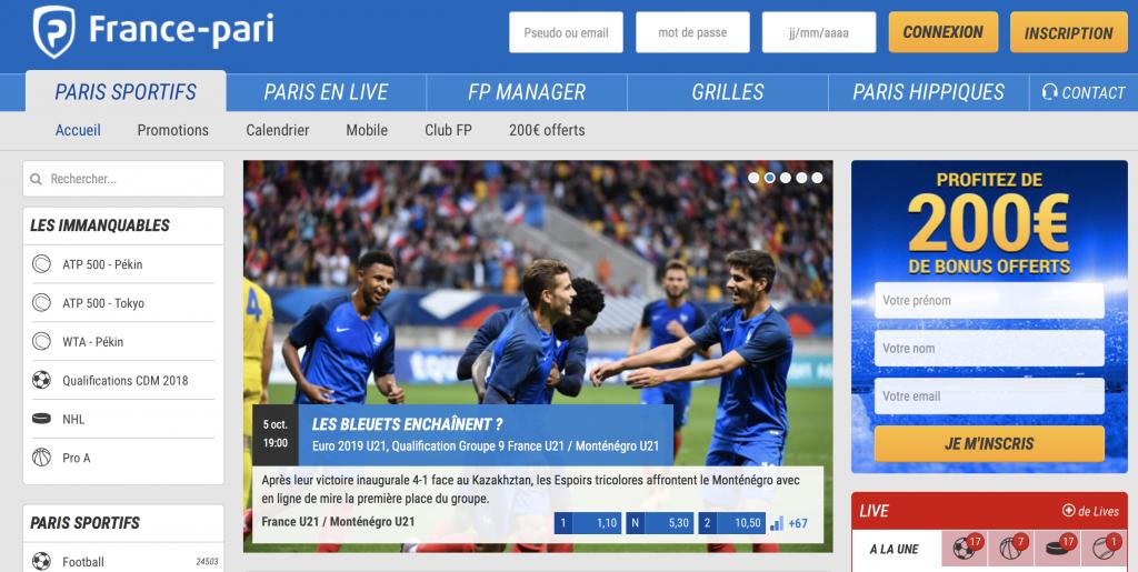France-Pari – Guide, avis et test