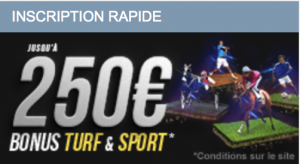 250€ de bonus gratuits chez Genybet – Test de l'offre de bienvenue