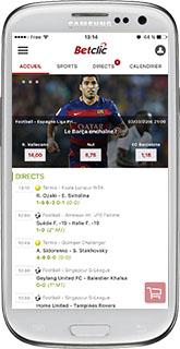 Application mobile Betclic : Toutes les informations à savoir