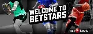 Spin & Bet Betstars – Multiplie jusqu'à 10X tes gains !