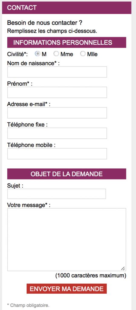 Comment contacter le service client Genybet ?