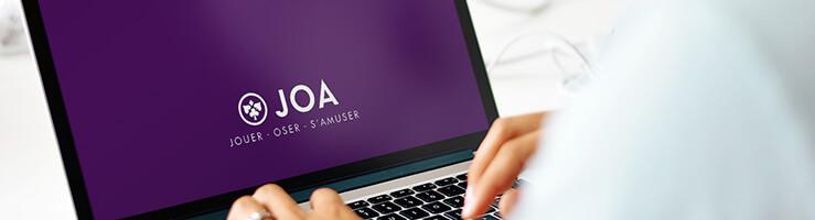 Joa Online ouvrir compte inscription