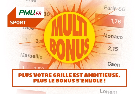 100€ gratuits chez PMU – Notre avis sur le Bonus de bienvenue et les promos