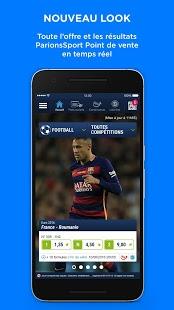 App mobile Parions Sport : Toutes les infos