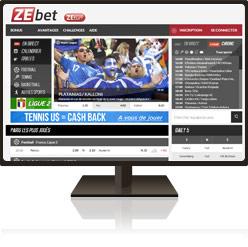 Avis, test du bookmaker Zebet – Jusqu'à 150€ de bonus offerts!